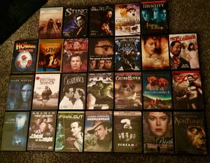 26 DVD's for Sale in Somerset, OH