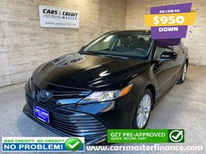 2019 Toyota Camry for Sale in Garland, TX