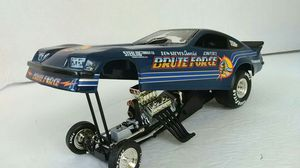 1977 Monza Funny Car - John Force - Scale Model Car 1:24 for Sale in Providence, RI
