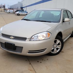 2012 Chevy Impala for Sale in Springfield, IL