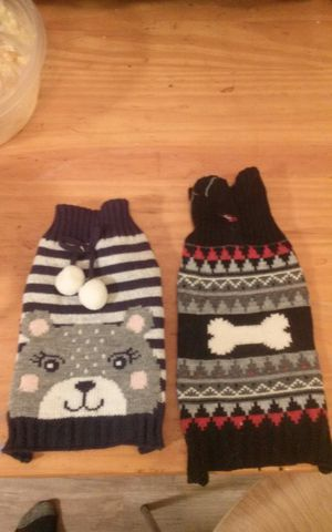 X-Small Dog Sweaters for Sale in Columbus, OH