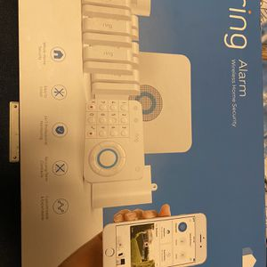 Ring 10 Piece Security System for Sale in Vancouver, WA