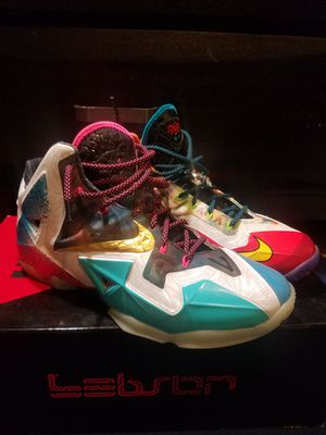 What the Lebron 11 Mens Size 11 for Sale in Bloomington, IL