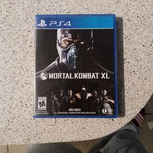 Mortal Kombat 10 XL Brand New Played Only Once. Gaming Headphones. for Sale in Phoenix, AZ