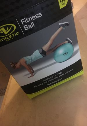 Yoga ball for Sale in Placentia, CA