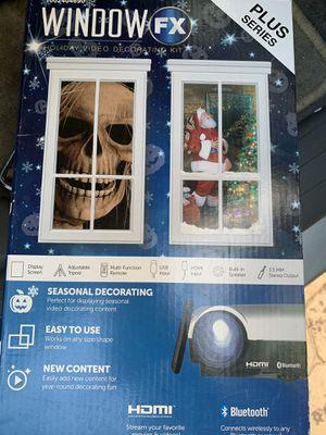 Halloween Window FX Plus series projector for Sale in Hialeah, FL