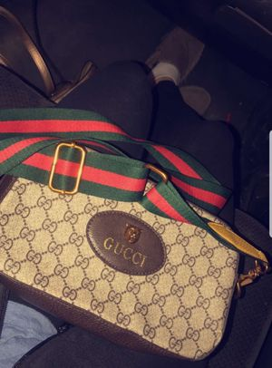 Gucci Gg Supreme Crossbody Bag for Sale in Irving, TX