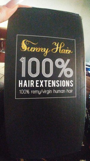 "New flip extension 16"" human hair for Sale in La Vergne, TN"