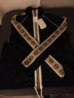 GUCCI TRACK JACKET MENS MEDIUM for Sale in Los Angeles, CA