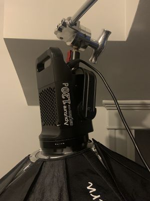Aputure 120d for Sale in Upland, CA