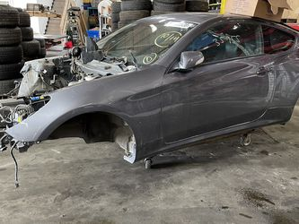PARTING OUT, 2014 Hyundai Genesis Coupe for Sale in SeaTac,  WA