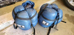 Two sleeping bags Black Pine $20 obo for Sale in Avondale, AZ