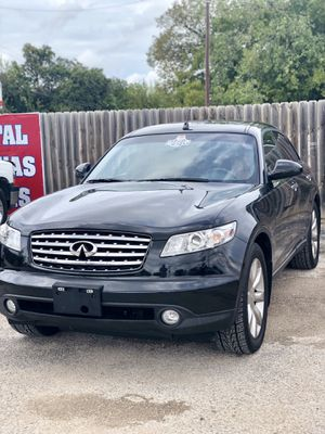 2003 INFINITY FX-35 CROSSOVER for Sale in Austin, TX