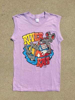 Vintage 80s River Rat Shirt for Sale in Lancaster, CA