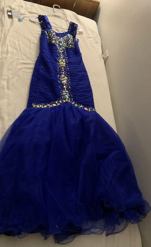 Royal Blue Prom Dress for Sale in Raleigh, NC