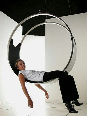 Hanging ring chair! Sex/reading/lounging chair for Sale in Brooklyn, NY