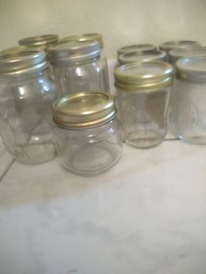 Glass canning jars for Sale in Largo, FL