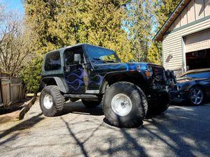 Jeep Tj 99 for Sale in Bonney Lake, WA