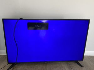 50 inch sceptre tv for Sale in New Chicago, IN