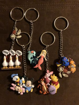 Disney Key Chains and Name Badges for Sale in Chula Vista, CA