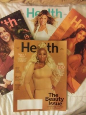"""Four Issues of """"Health"""" Magazine for Sale in Massillon, OH"""