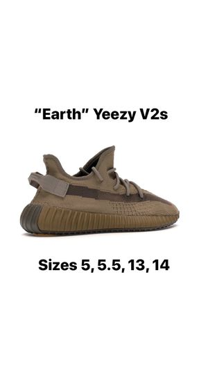 DS Yeezy 350 sizes 5, 5.5, & 14 for Sale in Washington, DC