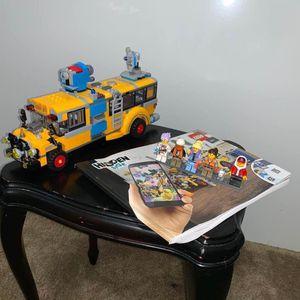 Lego Hidden Ville Bus for Sale in Walker, LA