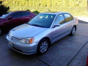 2001 Honda Civic Ex for Sale in Camas, WA
