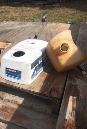 Evinrude 4hp parts for Sale in Seattle, WA