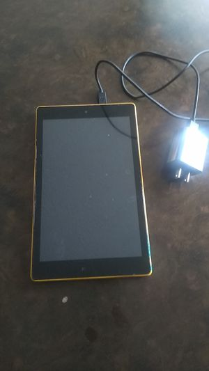 Amazon fire iPad for Sale in Wichita, KS