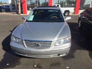 2006 Hyundai Azera 49,000 miles for $500 Down we accept good Bad and no c r e d I t for Sale in Phoenix, AZ
