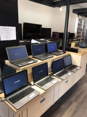 Lenovo i7 and HP I5 laptops for Sale in St. Louis, MO