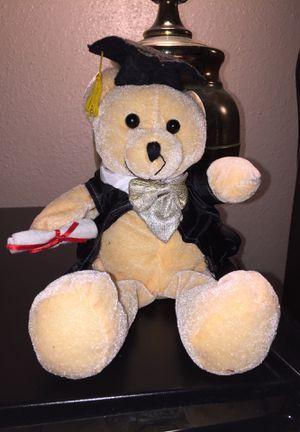 Stuffed Graduation 🎓 Bear 🐻 for Sale in Houston, TX