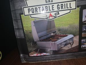 Portable Has Grill used less than 3 months for Sale in Little Rock, AR