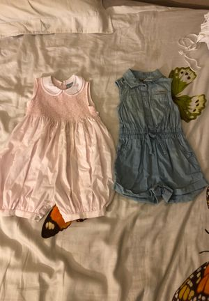 Girl Rompers Calvin Klein for Sale in Los Angeles, CA
