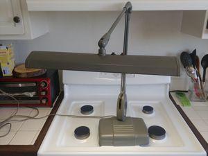 VINTAGE Dazor adjustable desk lamp model 2324 Industrial for Sale in MONARCH BAY, CA