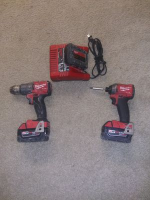 Milwaukee cordless drill set for Sale in Forest Heights, MD