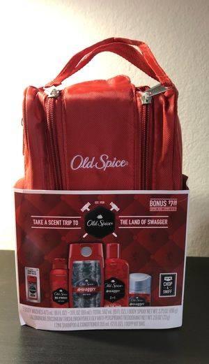 Old spice gift set for Sale in Fountain Valley, CA