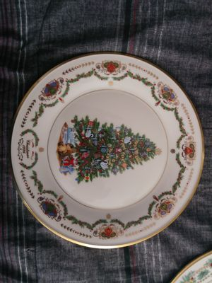 Lenox Annual Christmas Plate Collection for Sale in Pittsburgh, PA
