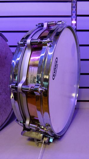 Pearl 14inch brass shell snare for Sale in Downers Grove, IL