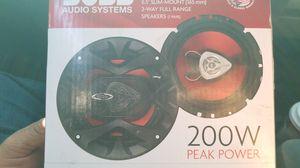 BOSS door speakers for Sale in Los Angeles, CA