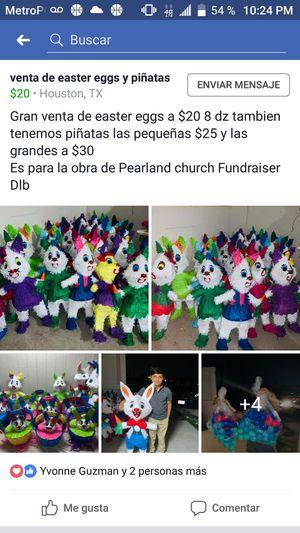 Se venden Easter eggs for Sale in Fresno, TX