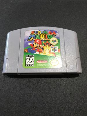 Super Mario 64 for Sale in West Springfield, VA