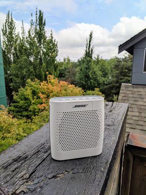 Bose Color SoundLink Wireless Bluetooth Speaker for Sale in Seattle, WA