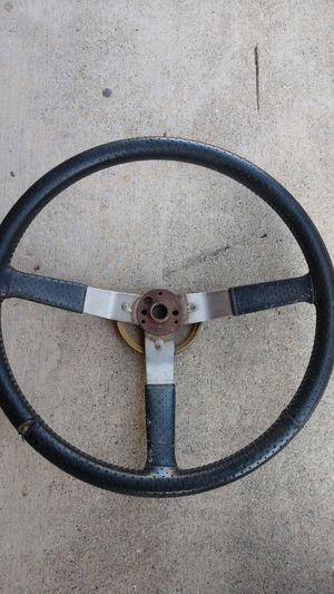 Jeep Wrangler steering wheel for Sale in Rancho Cucamonga, CA