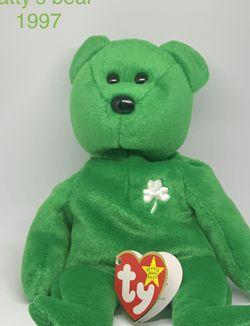 BEANIE BABY!! ERIN BEAR- RARE! for Sale in Portland,  OR