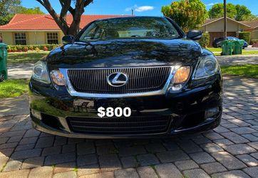 Luxury Sedan!🍂Beautiful Sunroof 2O10 Lexus GS Selling-$800 for Sale in Washington,  DC