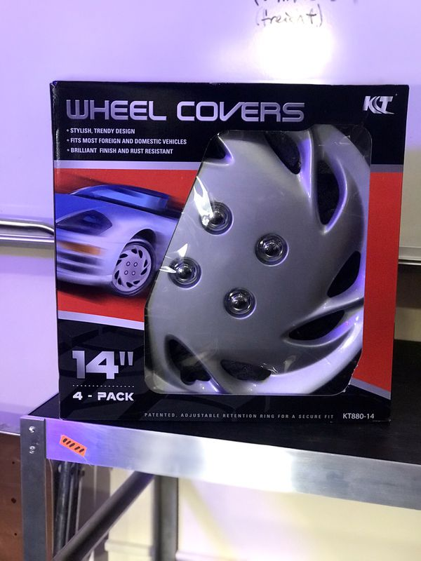 "14"" wheel cover (pack of 4)"