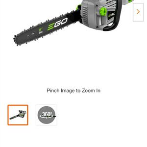 14 in. 56V Lithium-Ion Cordless Electric Chainsaw (Tool Only) for Sale in Glendale, AZ