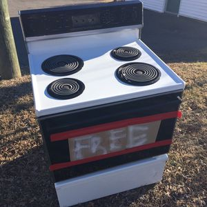 Free stove for Sale in Seymour, CT